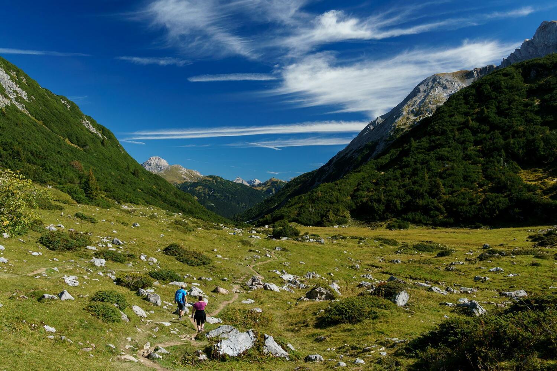 Wandern im Bregenzerwald / Sommeraktiv / Apart Solaria ...